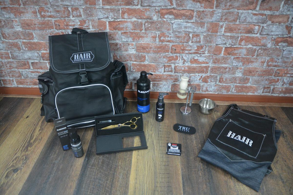 Barber masterclass materialenpakket
