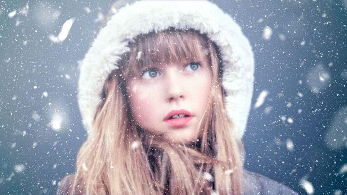 Hoe behoud je ook in de winter mooi haar