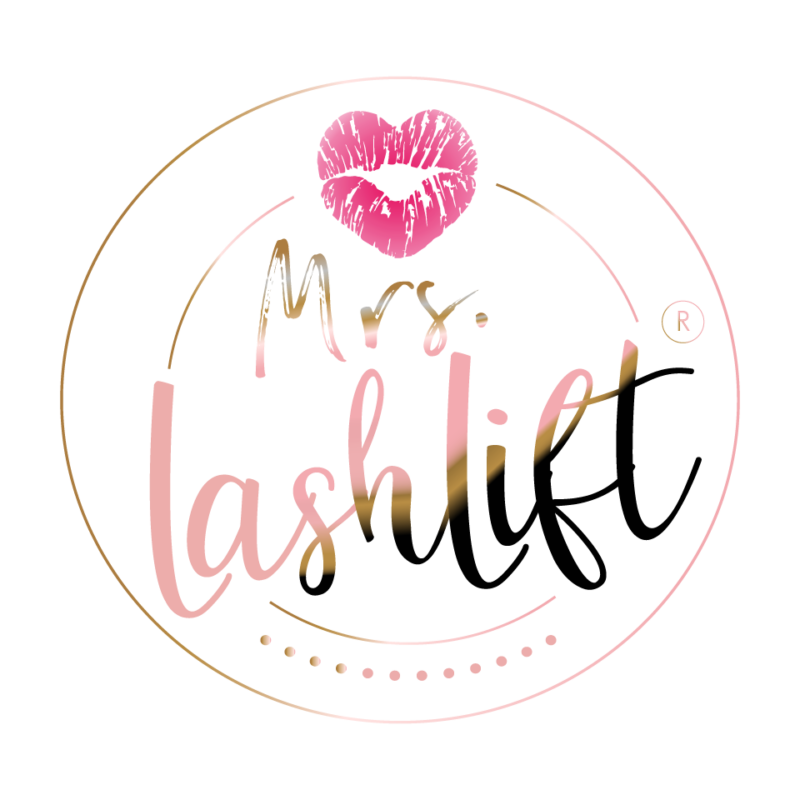 Mrs. Lashlift logo