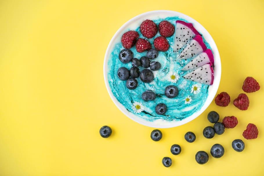 De top tien gezondste vruchten ter wereld